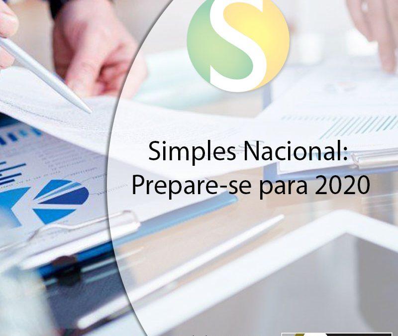 Simples Nacional: Prepare-se para 2020
