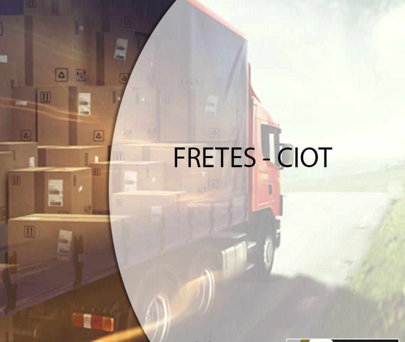FRETES – CIOT